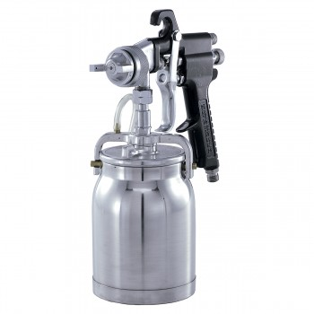 Campbell Hausfeld Spray Gun with REV Canister (DH650001AV) product image left angle